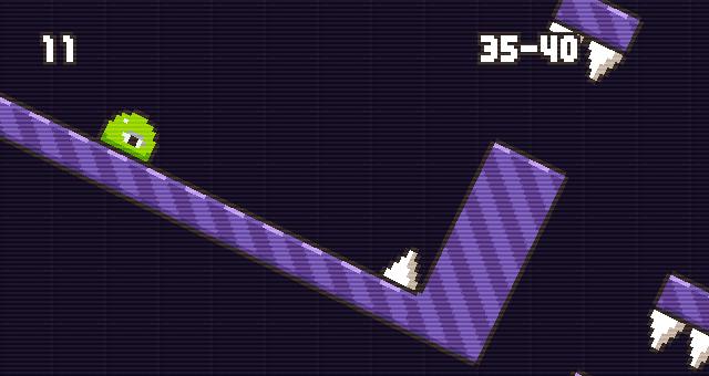 Mobile HTML5 Games – Pixel Slime