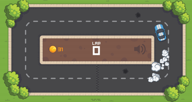 Mobile HTML5 Games – Stay On The Road