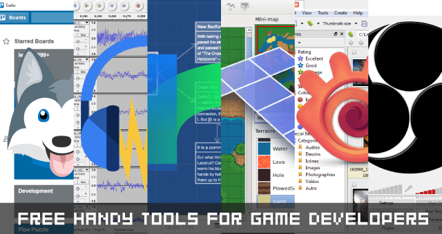 FREE Handy Tools For Game Developers
