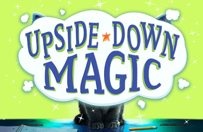 Upside-Down Magic Game