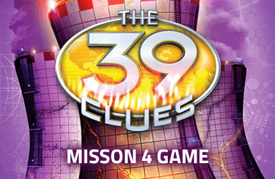 The 39 Clues Misson 4