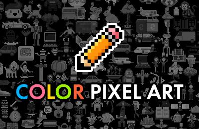 Color Pixel Art