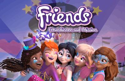 Friends – Im Zirkus