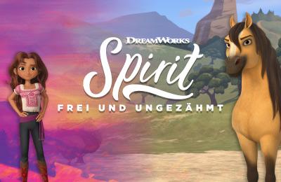 Spirit – Frei und Ungezähmt